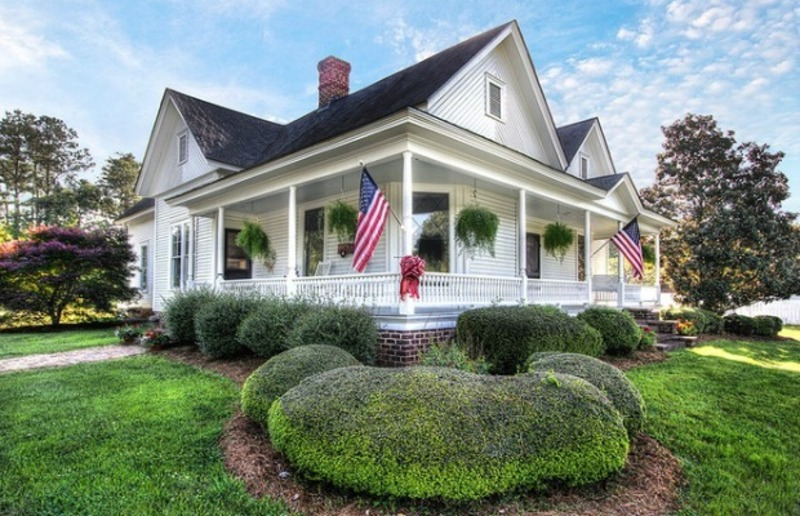 Country Homes, Historic North Carolina House Tour