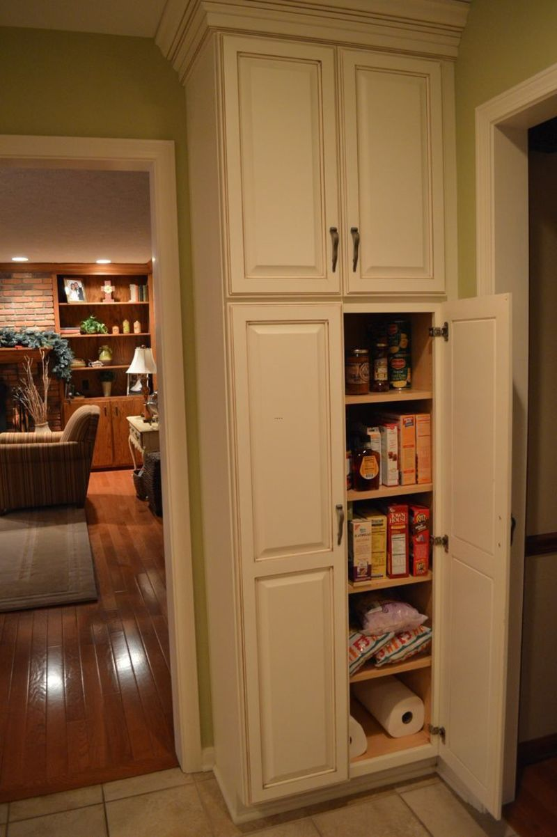 25 Best Tall Pantry Cabinet Ideas On Pinterest Design Bookmark 25326