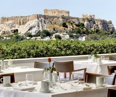 Gb Roof Garden Restaurant & Bar, Athens