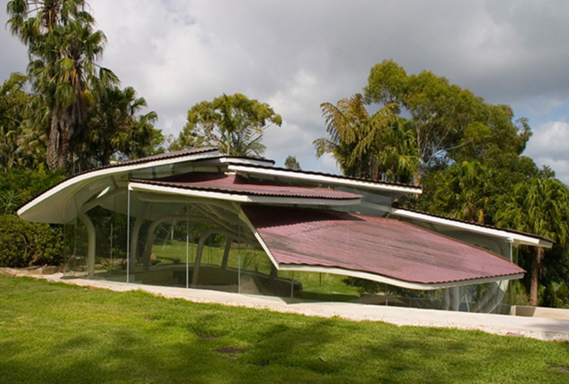 The House On The Terrain, Modern Australian Architecture