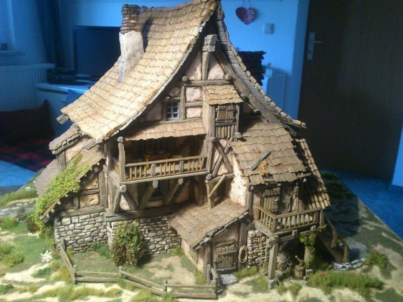 The House On The Terrain, Pinterestfacebook