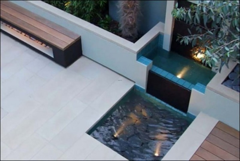 Zen Rooftop Terrace, Patio Design