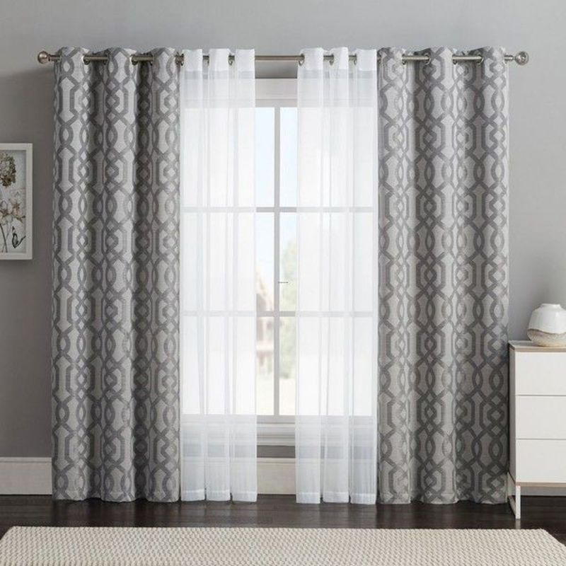 Living Room Curtains, Curtains Ideas For Living Room