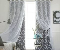 25+ Best Layered Curtains Ideas On Pinterest