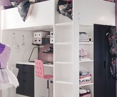 Best 20+ Loft Bed Ikea Ideas On Pinterest