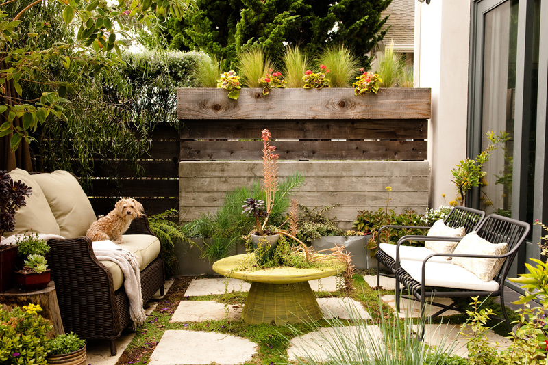 Small Patio Landscaping Ideas, Small Backyard Ideas