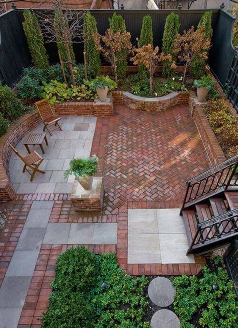 Small Patio Landscaping Ideas, Best 25+ Small Patio Design Ideas On Pinterest